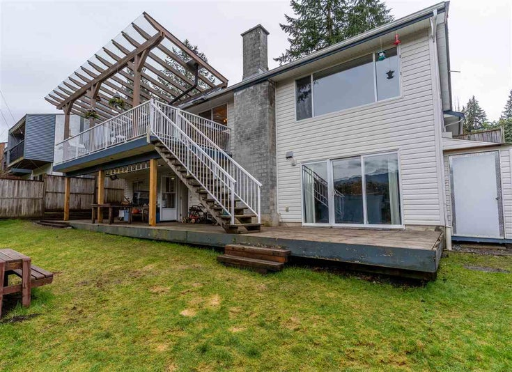 3310 HENRY STREET - Port Moody Centre House/Single Family for sale, 4 Bedrooms (R2545752)