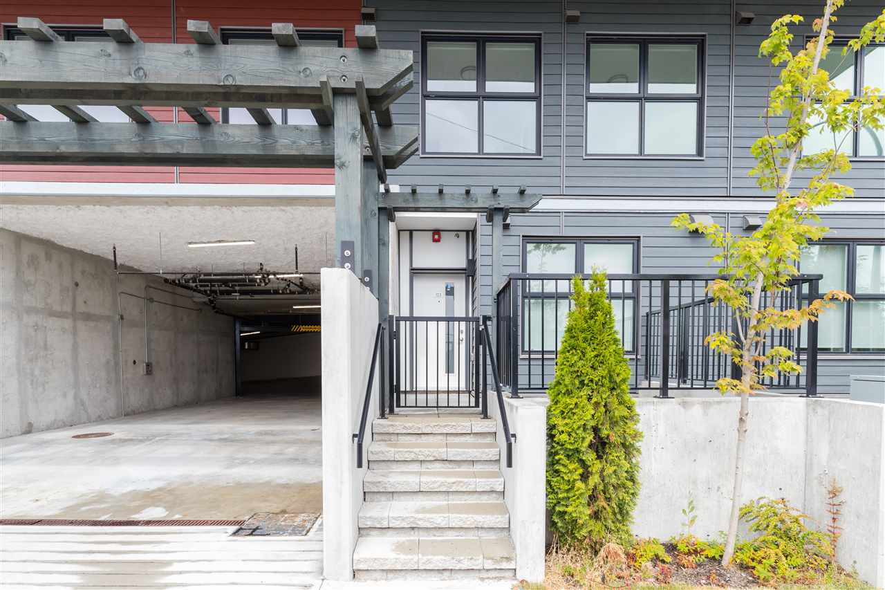 103 217 CLARKSON STREET - Downtown NW Townhouse for sale, 1 Bedroom (R2545766)
