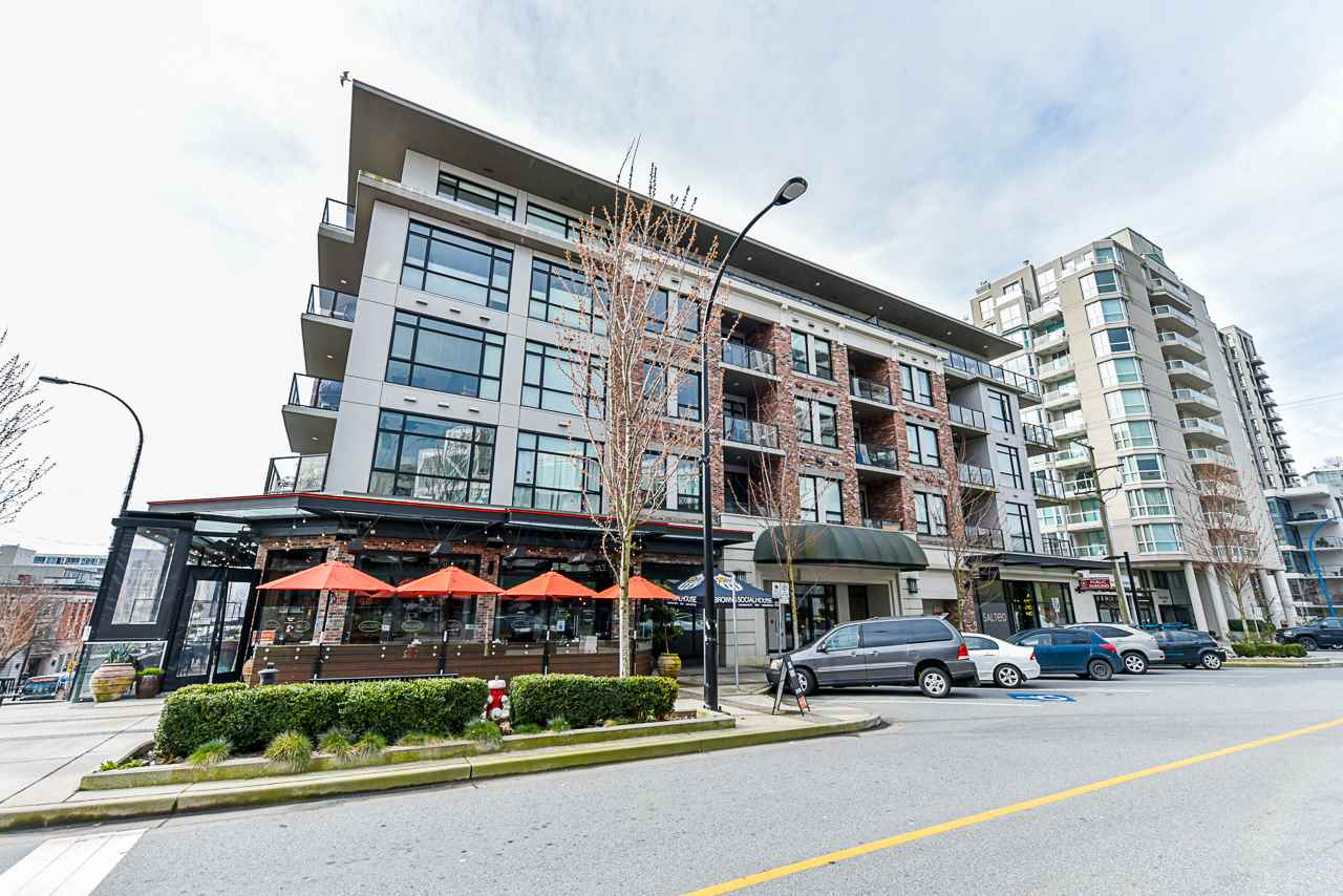 207 105 W 2ND STREET - Lower Lonsdale Apartment/Condo for sale, 1 Bedroom (R2545806) - #1