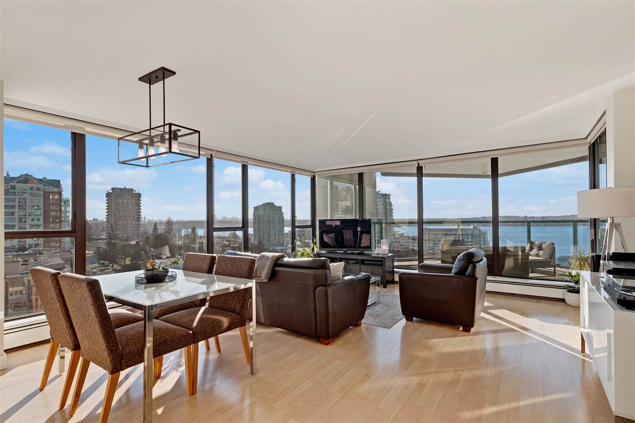 1001 120 W 2ND STREET - Lower Lonsdale Apartment/Condo for sale, 2 Bedrooms (R2545809) - #1