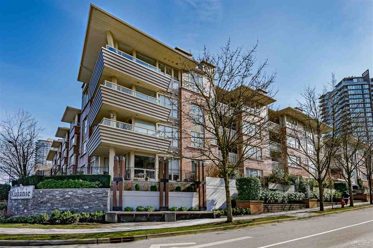 330 801 KLAHANIE DRIVE - Port Moody Centre Apartment/Condo for sale, 2 Bedrooms (R2545812)