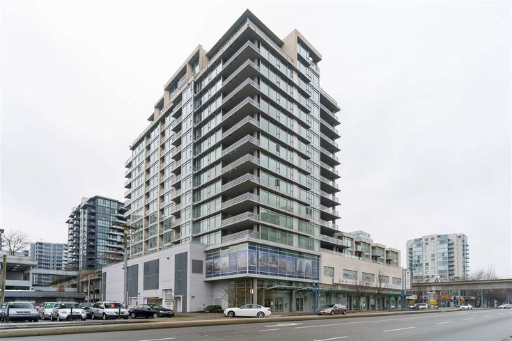 1002 8068 WESTMINSTER HIGHWAY - Brighouse Apartment/Condo for sale, 2 Bedrooms (R2545822)