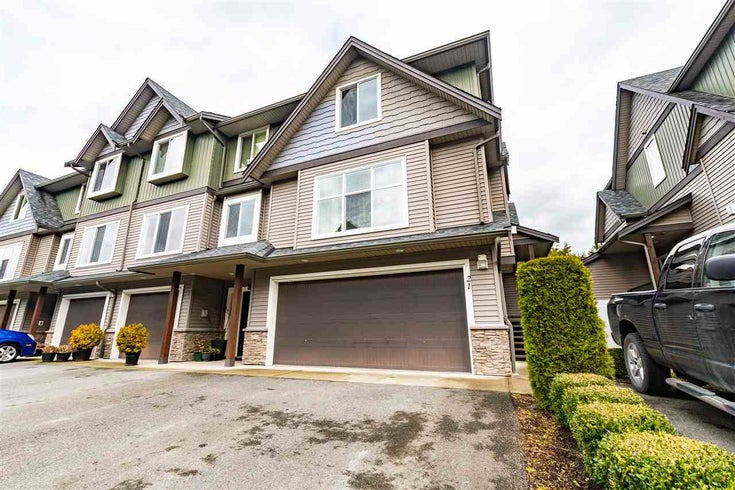 21 1609 AGASSIZ-ROSEDALE NO 9 HIGHWAY - Agassiz Townhouse for sale, 3 Bedrooms (R2545826)