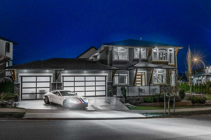 2732 EAGLE SUMMIT DRIVE - Abbotsford East House/Single Family for sale, 5 Bedrooms (R2545849)