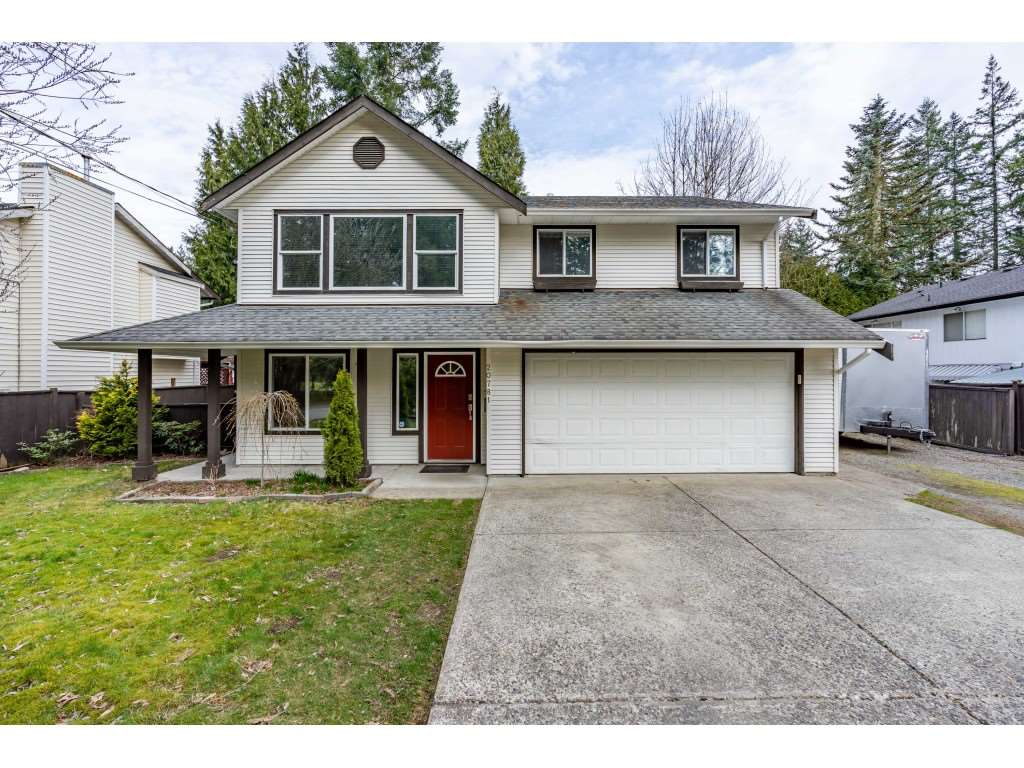 20781 44 AVENUE - Langley City House/Single Family for sale, 5 Bedrooms (R2545862) - #1