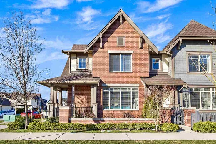 2452 165 STREET - Grandview Surrey Row House (Non-Strata) for sale, 4 Bedrooms (R2545917)