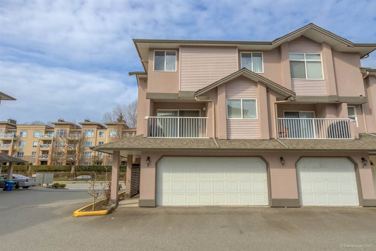 1 2538 PITT RIVER ROAD - Mary Hill Townhouse for sale, 3 Bedrooms (R2545937)