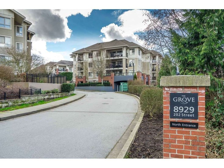 A104 8929 202 STREET - Walnut Grove Apartment/Condo for sale, 2 Bedrooms (R2546054)