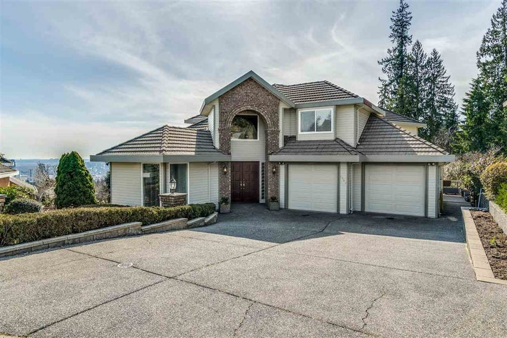 1512 WHITEBARK PLACE - Westwood Plateau House/Single Family for sale, 8 Bedrooms (R2546085)