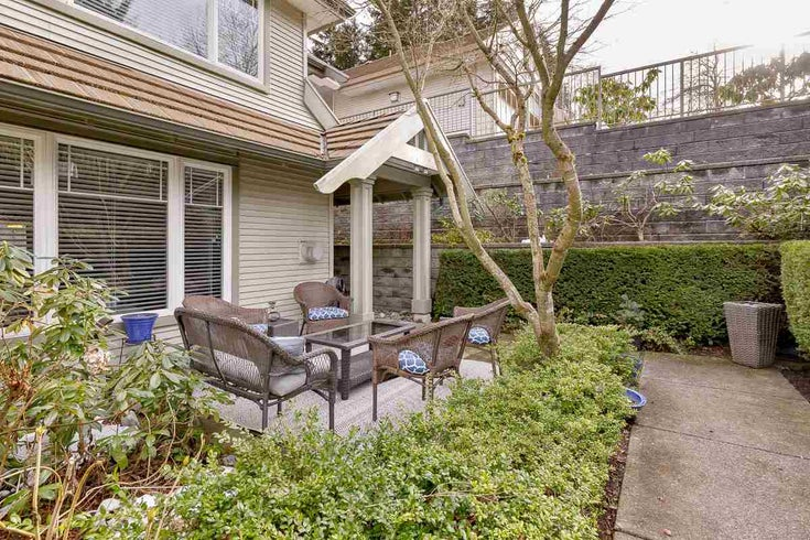 5 2351 PARKWAY BOULEVARD - Westwood Plateau Townhouse for sale, 3 Bedrooms (R2546184)