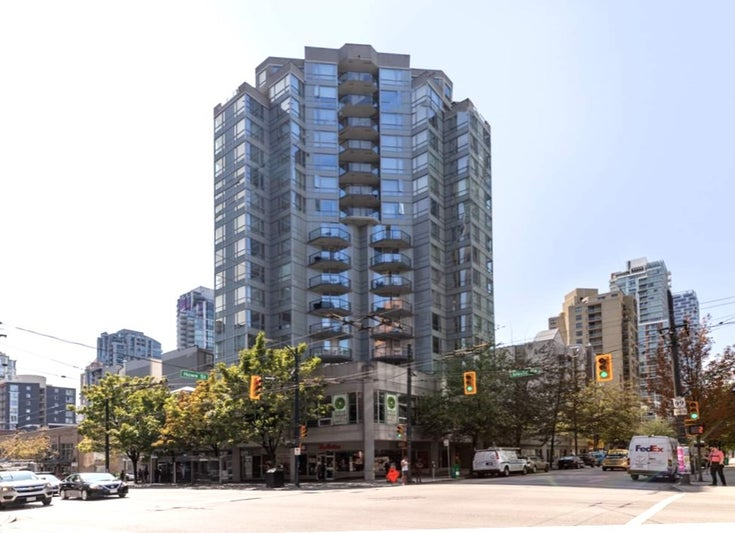 609 1212 HOWE STREET - Downtown VW Apartment/Condo for sale, 2 Bedrooms (R2546185)
