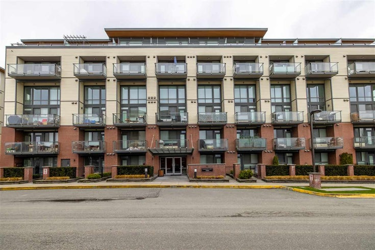 309 3080 GLADWIN ROAD - Central Abbotsford Apartment/Condo for sale, 1 Bedroom (R2546311)