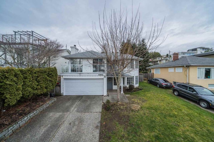 15615 PACIFIC AVENUE - White Rock House/Single Family for sale, 4 Bedrooms (R2546325)