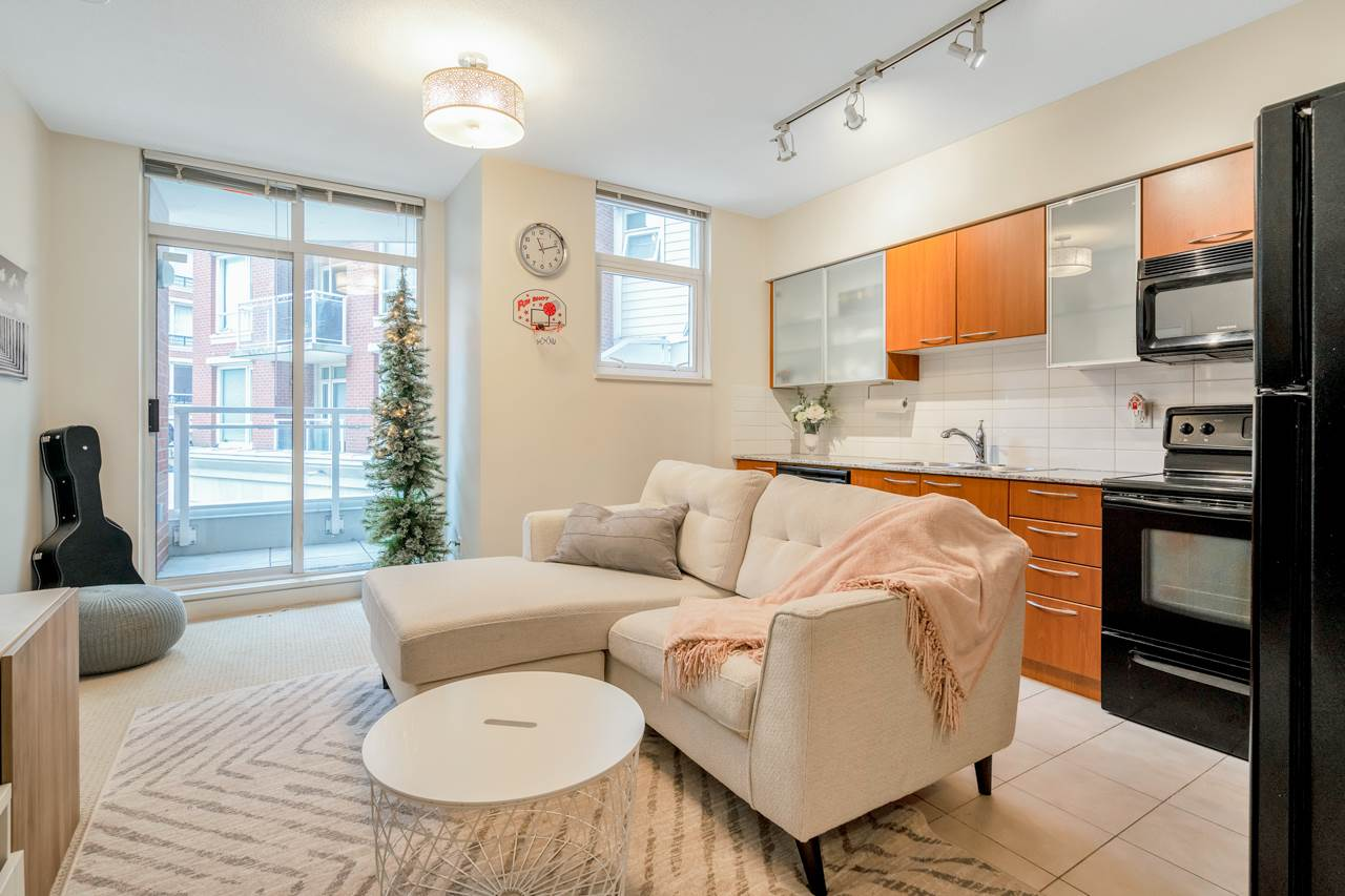320 4028 KNIGHT STREET - Knight Apartment/Condo for sale, 1 Bedroom (R2546331) - #1