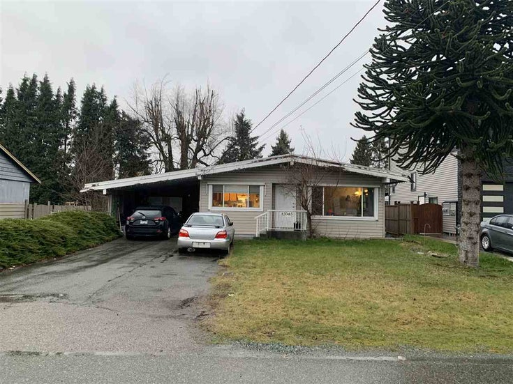 32045 JOYCE AVENUE - Abbotsford West House/Single Family for sale, 2 Bedrooms (R2546347)