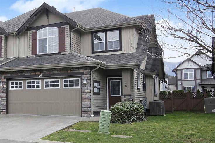 16 6577 SOUTHDOWNE PLACE - Sardis East Vedder Rd Townhouse for sale, 4 Bedrooms (R2546355)