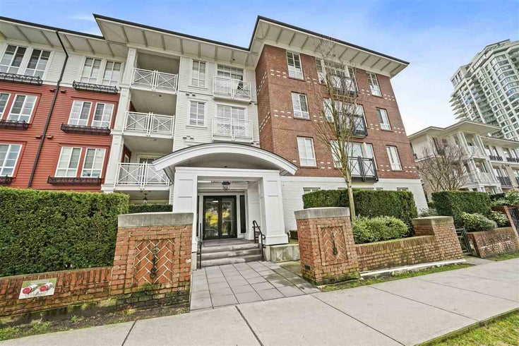 301 618 COMO LAKE AVENUE - Coquitlam West Apartment/Condo for sale, 1 Bedroom (R2546364)