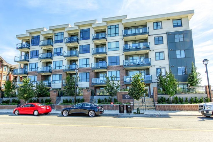 316 5638 201A STREET - Langley City Apartment/Condo for sale, 1 Bedroom (R2546429)