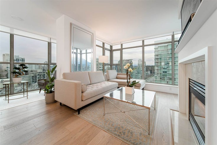 1305 1710 BAYSHORE DRIVE - Coal Harbour Apartment/Condo for sale, 2 Bedrooms (R2546471)