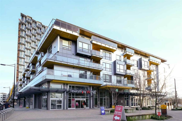 515 8580 RIVER DISTRICT CROSSING - South Marine Apartment/Condo for sale, 2 Bedrooms (R2546494)