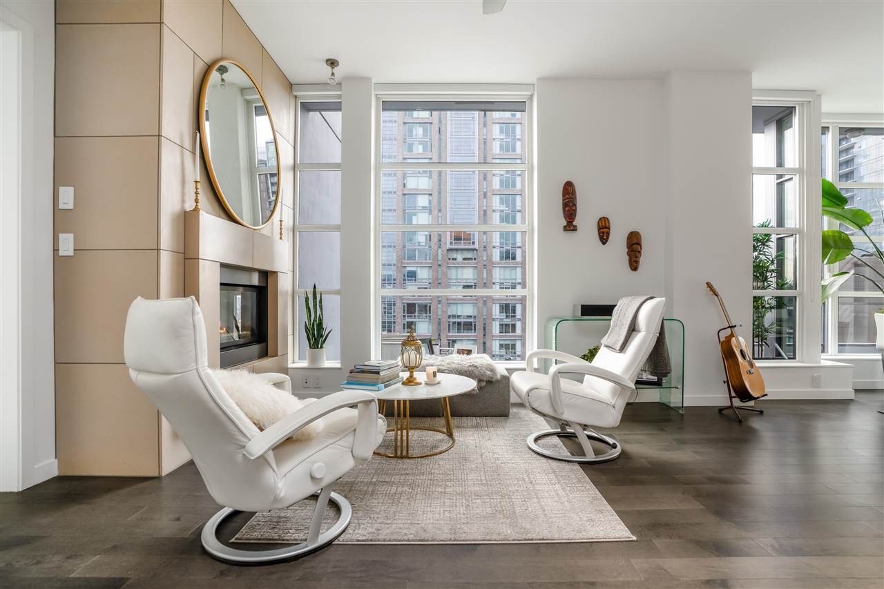 1504 1205 HOWE STREET - Downtown VW Apartment/Condo for sale, 2 Bedrooms (R2546549) - #1