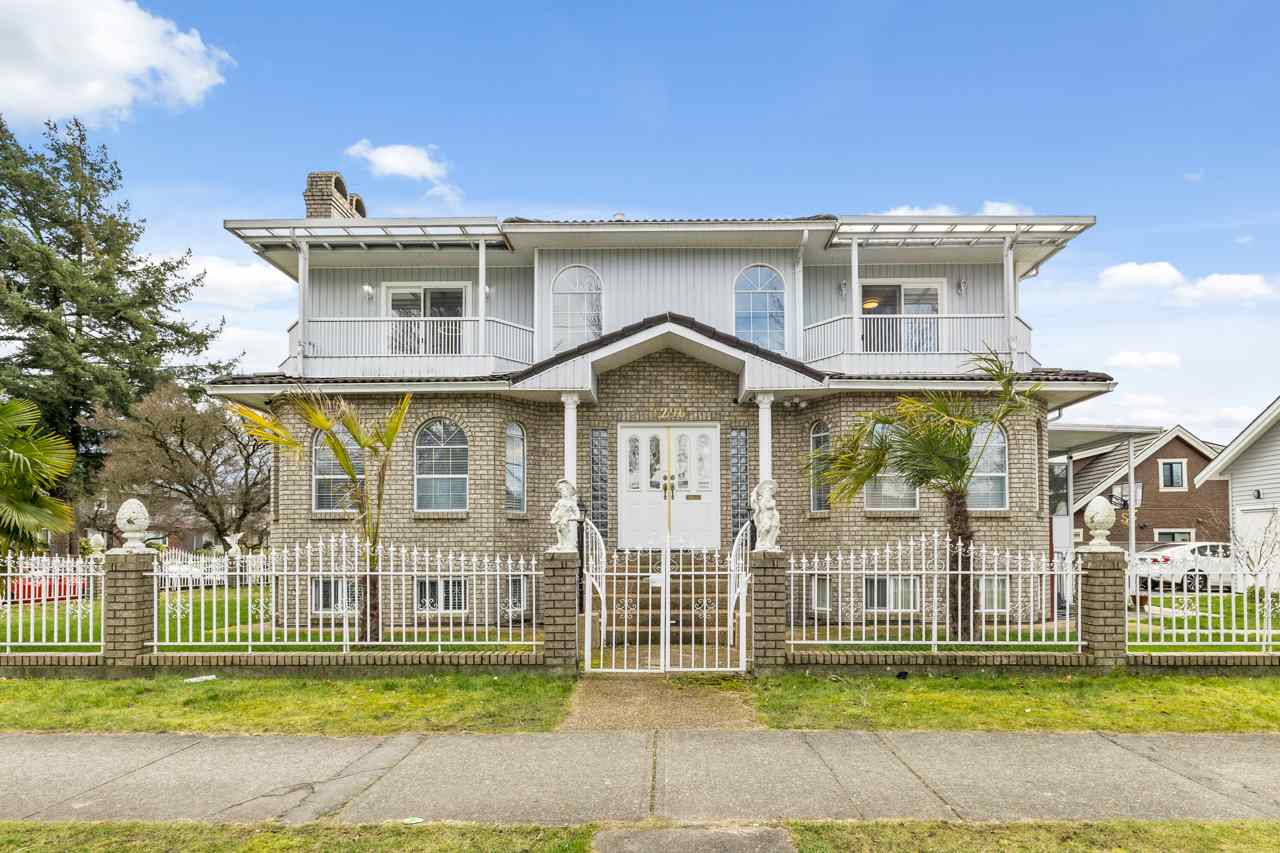 1296 E 53RD AVENUE - South Vancouver House/Single Family for sale, 9 Bedrooms (R2546576)