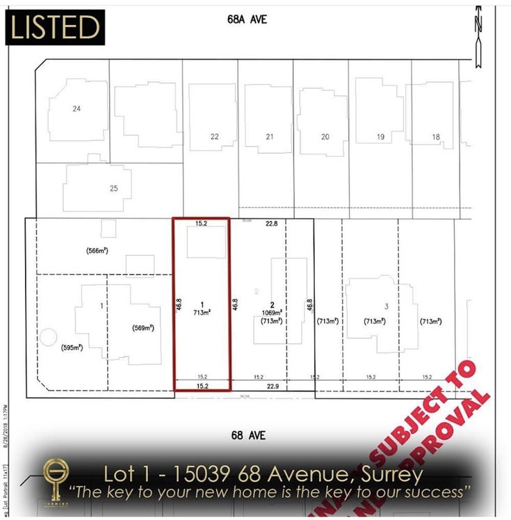 #LT.1 15039 68 AVENUE - East Newton for sale(R2546592)