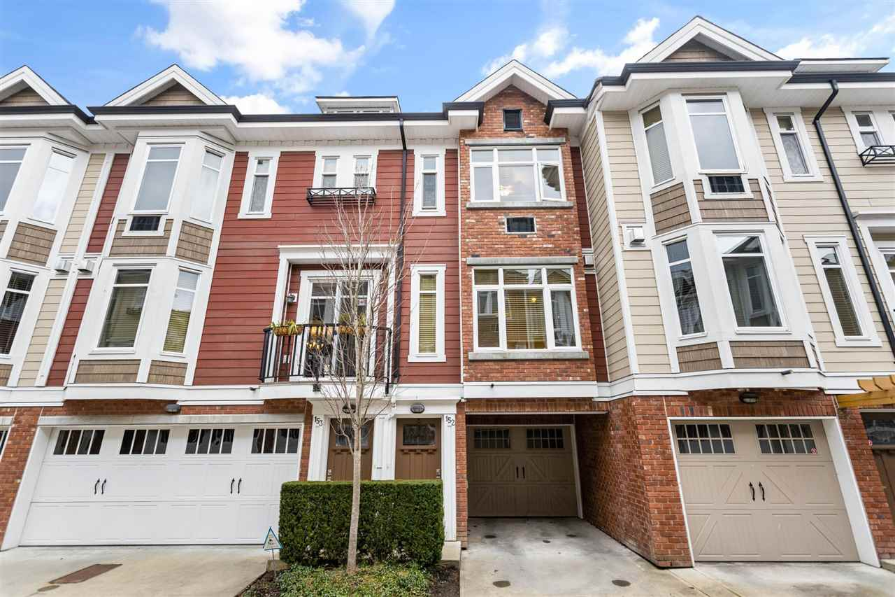 152 20738 84 AVENUE - Willoughby Heights Townhouse for sale, 3 Bedrooms (R2546604) - #1