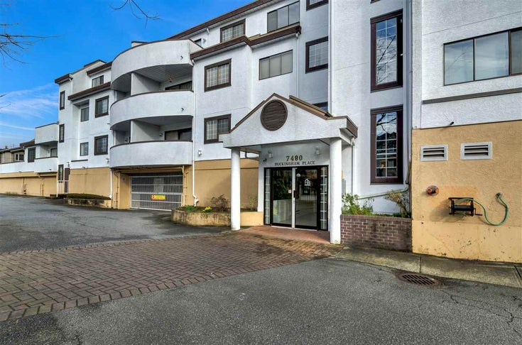 327 7480 ST. ALBANS ROAD - Brighouse South Apartment/Condo for sale, 1 Bedroom (R2546641)