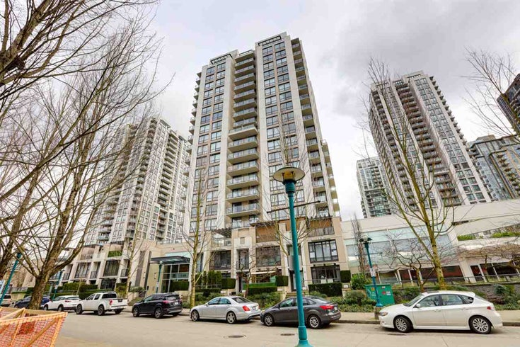1705 1185 THE HIGH STREET - North Coquitlam Apartment/Condo for sale, 3 Bedrooms (R2546661)