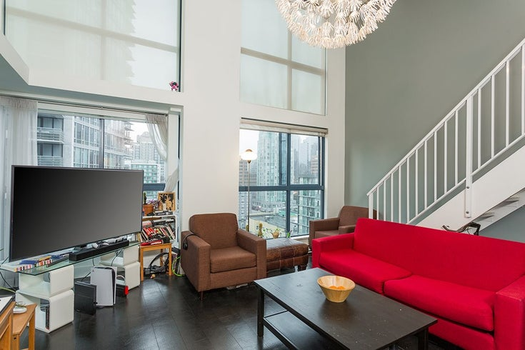 804 1238 SEYMOUR STREET - Downtown VW Apartment/Condo for sale, 1 Bedroom (R2546679)