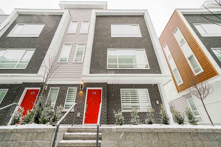 26 19628 55A AVENUE - Langley City Townhouse for sale, 4 Bedrooms (R2546705)