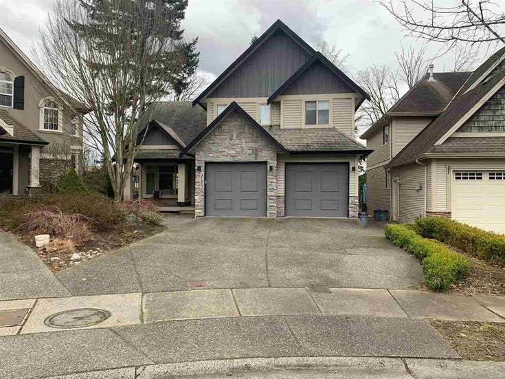 31852 THORNHILL PLACE - Abbotsford West House/Single Family for sale, 5 Bedrooms (R2546723)