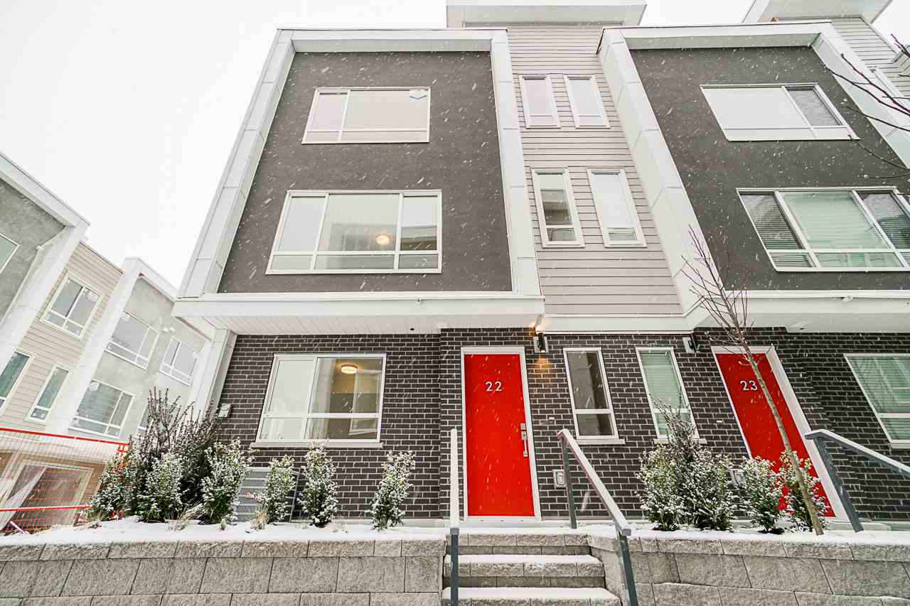 22 19628 55A AVENUE - Langley City Townhouse for sale, 4 Bedrooms (R2546734) - #1