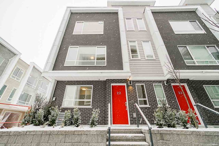22 19628 55A AVENUE - Langley City Townhouse for sale, 4 Bedrooms (R2546734)