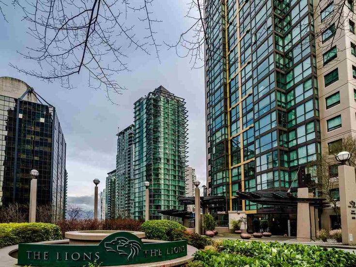 2507 1331 ALBERNI STREET - West End VW Apartment/Condo for sale, 2 Bedrooms (R2546735)