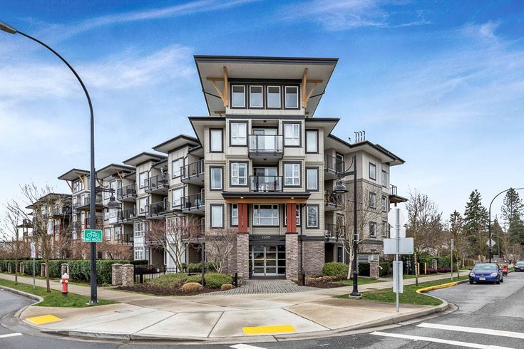 104 12075 EDGE STREET - West Central Apartment/Condo for sale, 1 Bedroom (R2546782)