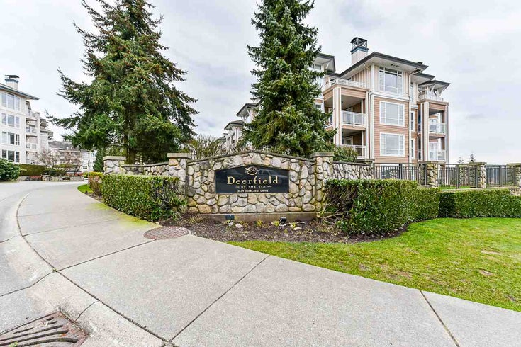 108 3629 DEERCREST DRIVE - Roche Point Apartment/Condo for sale, 3 Bedrooms (R2546815)