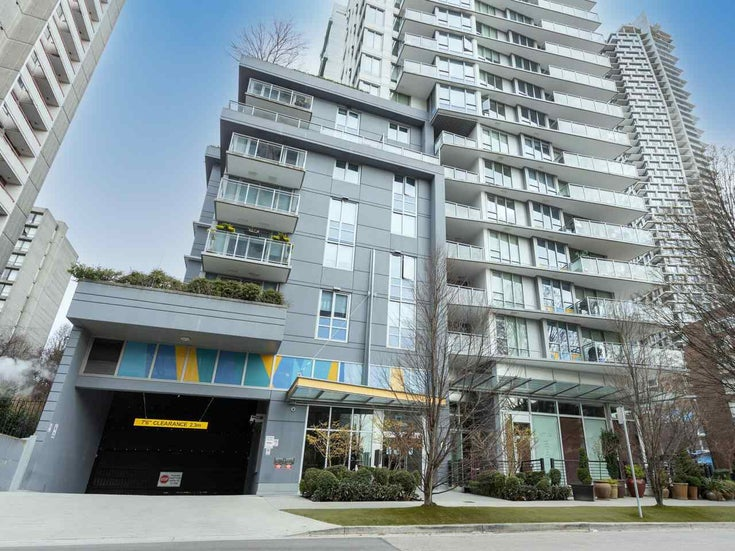 1006 1009 HARWOOD STREET - West End VW Apartment/Condo for sale, 2 Bedrooms (R2546886)
