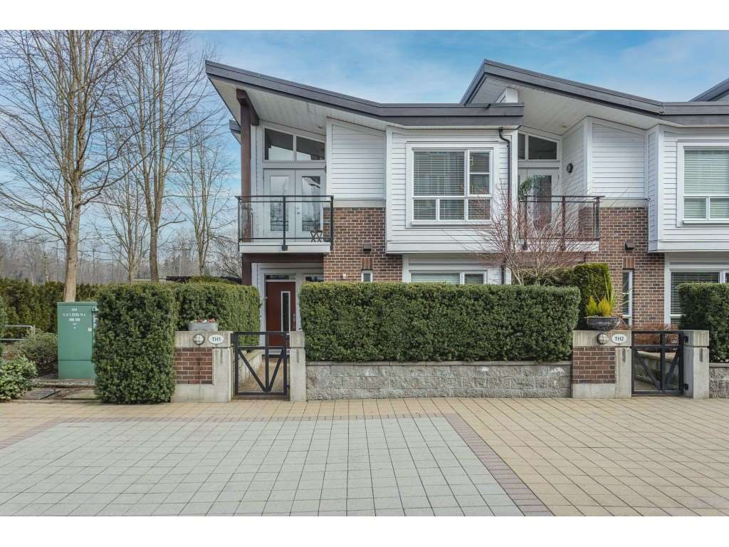 1 23215 BILLY BROWN ROAD - Fort Langley Townhouse for sale, 2 Bedrooms (R2546893) - #1