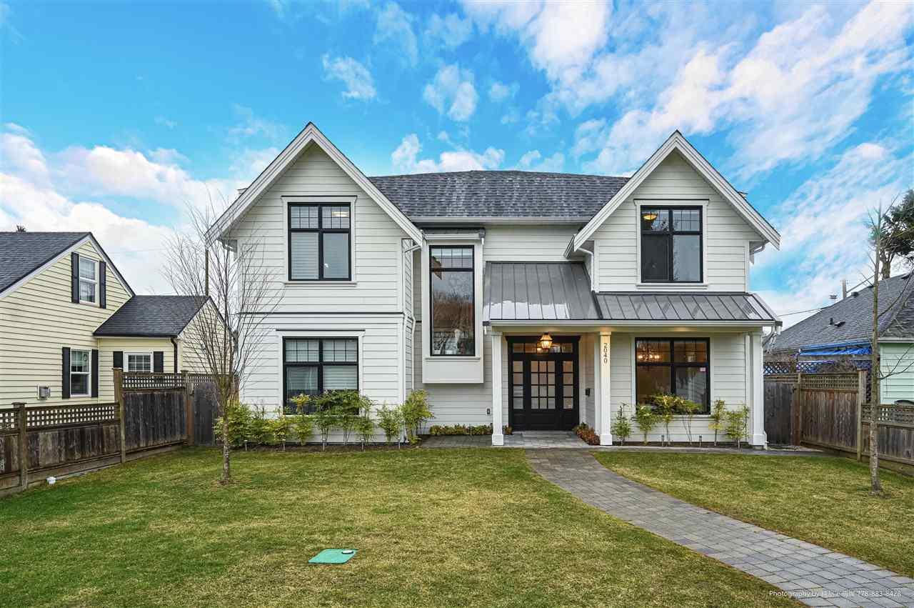 2040 ANSON AVENUE - Sea Island House/Single Family for sale, 5 Bedrooms (R2546936)