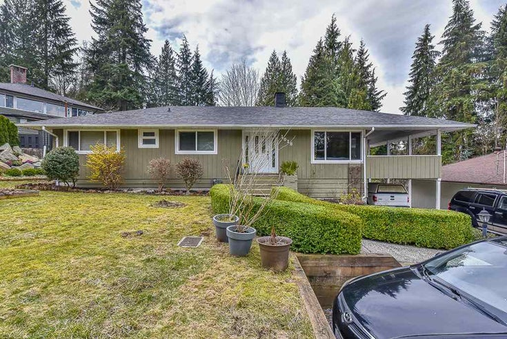 1018 GATENSBURY ROAD - Port Moody Centre House/Single Family for sale, 5 Bedrooms (R2546995)