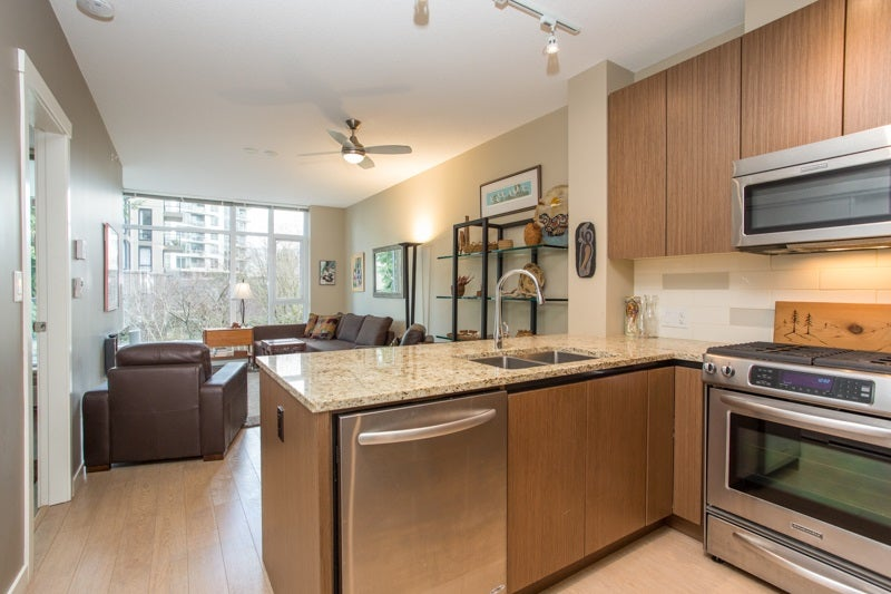 202 135 W 2ND STREET - Lower Lonsdale Apartment/Condo for sale, 1 Bedroom (R2547001)