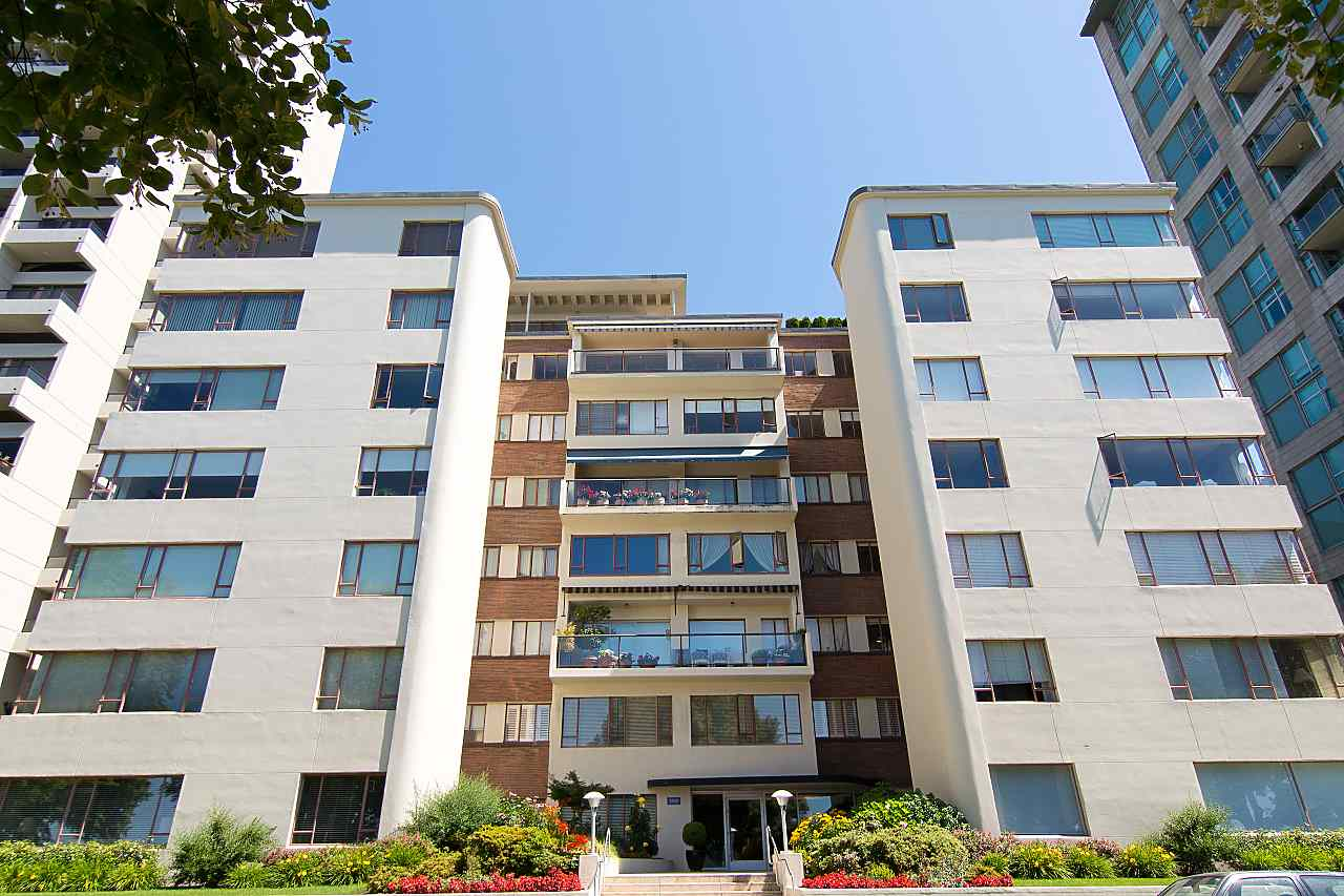 107 1949 BEACH AVENUE - West End VW Apartment/Condo for sale, 1 Bedroom (R2547065)