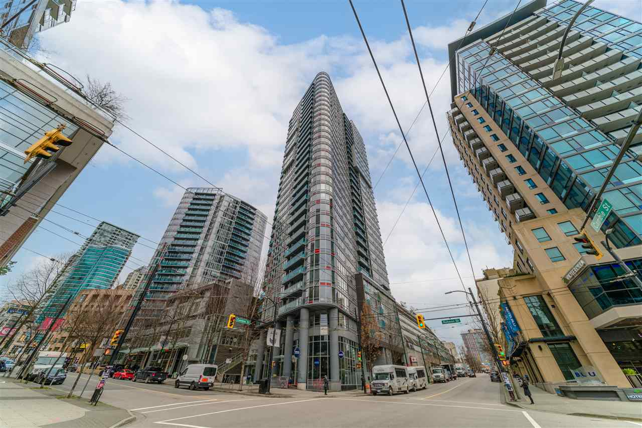 1909 233 ROBSON STREET - Downtown VW Apartment/Condo for sale, 1 Bedroom (R2547178)