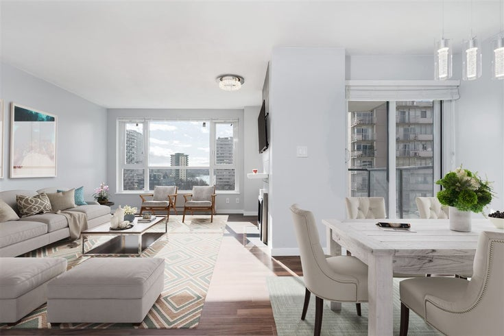 703 1838 NELSON STREET - West End VW Apartment/Condo for sale, 2 Bedrooms (R2547184)