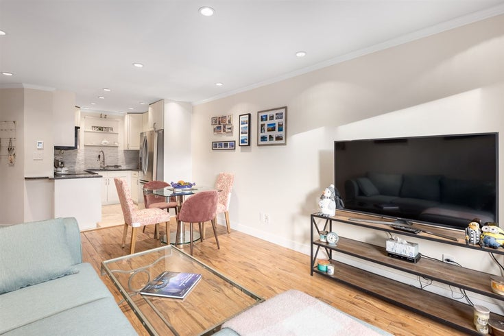 104 251 W 4TH STREET - Lower Lonsdale Apartment/Condo for sale, 1 Bedroom (R2547188)