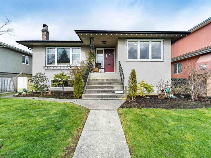735 W 63RD AVENUE - Marpole House/Single Family for sale, 4 Bedrooms (R2547295)