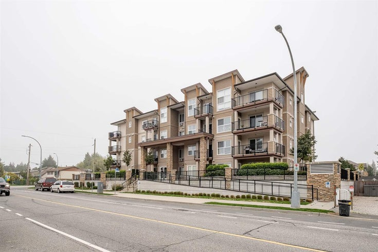 318 20175 53 AVENUE - Langley City Apartment/Condo for sale, 2 Bedrooms (R2547334)