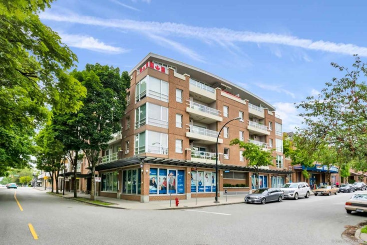 332 5790 EAST BOULEVARD - Kerrisdale Townhouse for sale, 3 Bedrooms (R2547352)